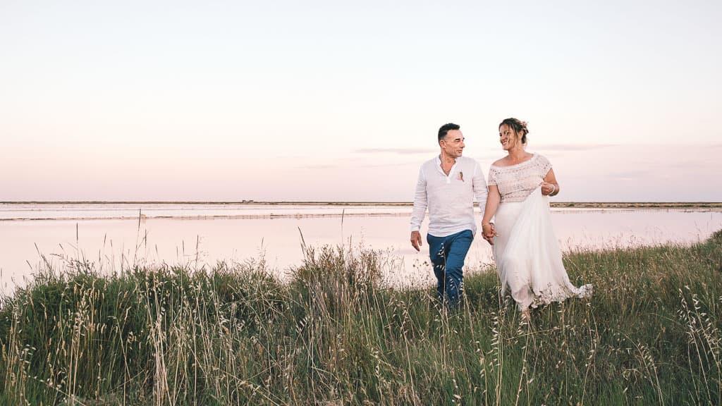 photographe mariage le salin ile saint martin gruissan