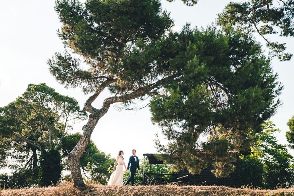 domaine de l'ale photographie mariage