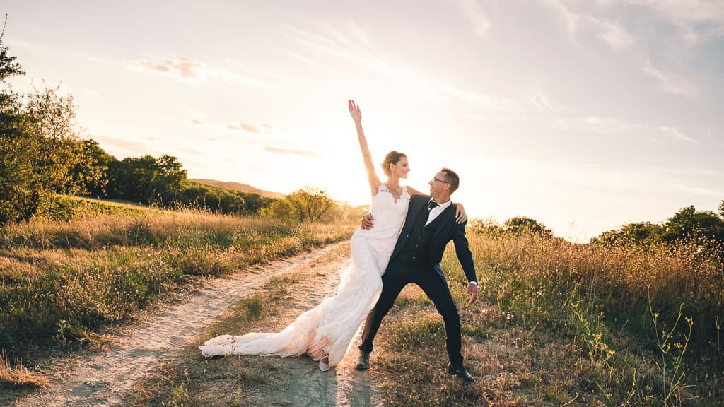 photographe mariage domaine de l'lae capestang